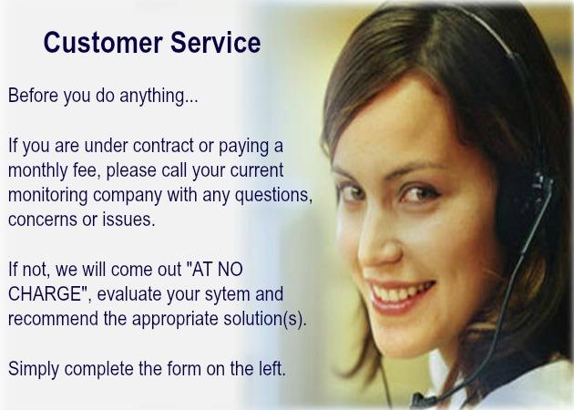 Ranger American Alarm System Customer Service
